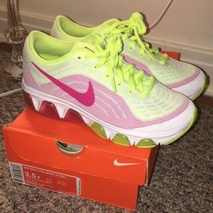Air max tailwind 6 white green and pink 🍉